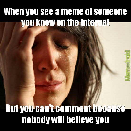 original & relatable - meme