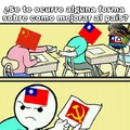No es Taiwan, es China capitalista ;)