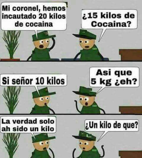 Así es en todo latinoamérica - meme