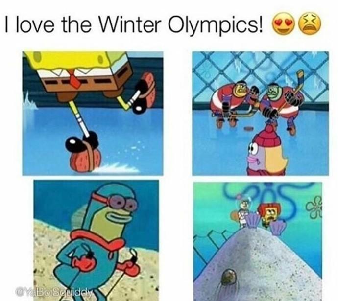 Olympics - meme