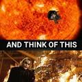 Burn baby burn...