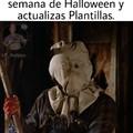 Feliz Halloween. :)