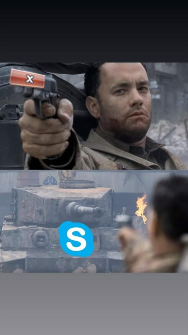 How to properly close Skype - meme