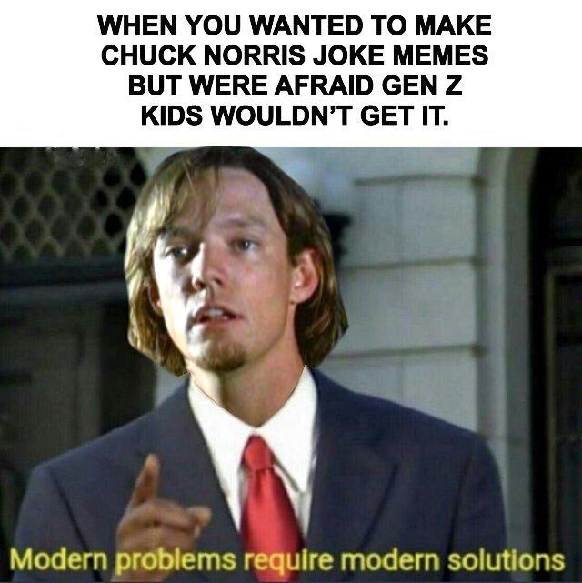 He ain't wrong - meme