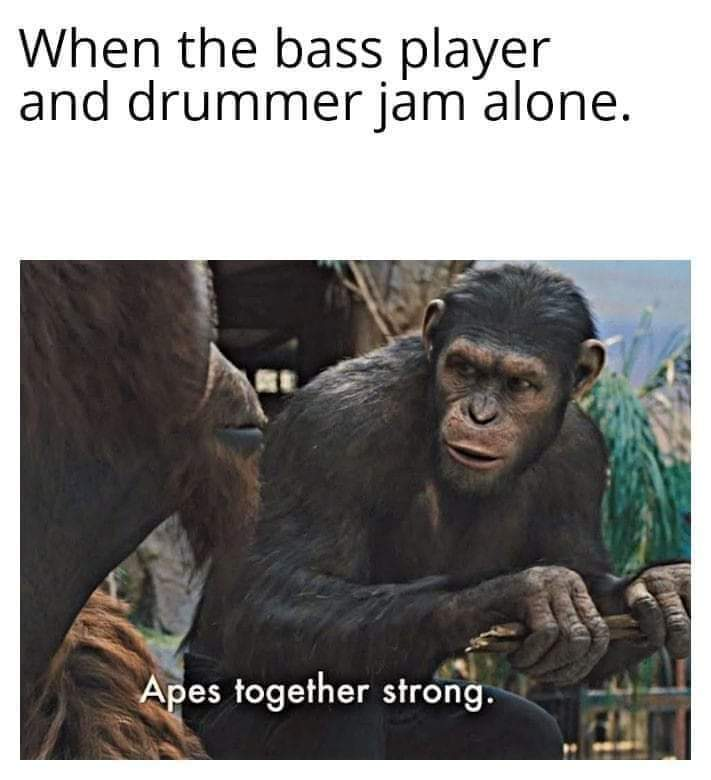 Mmmmm music - meme