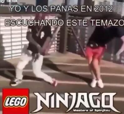 Ninjagooo - meme