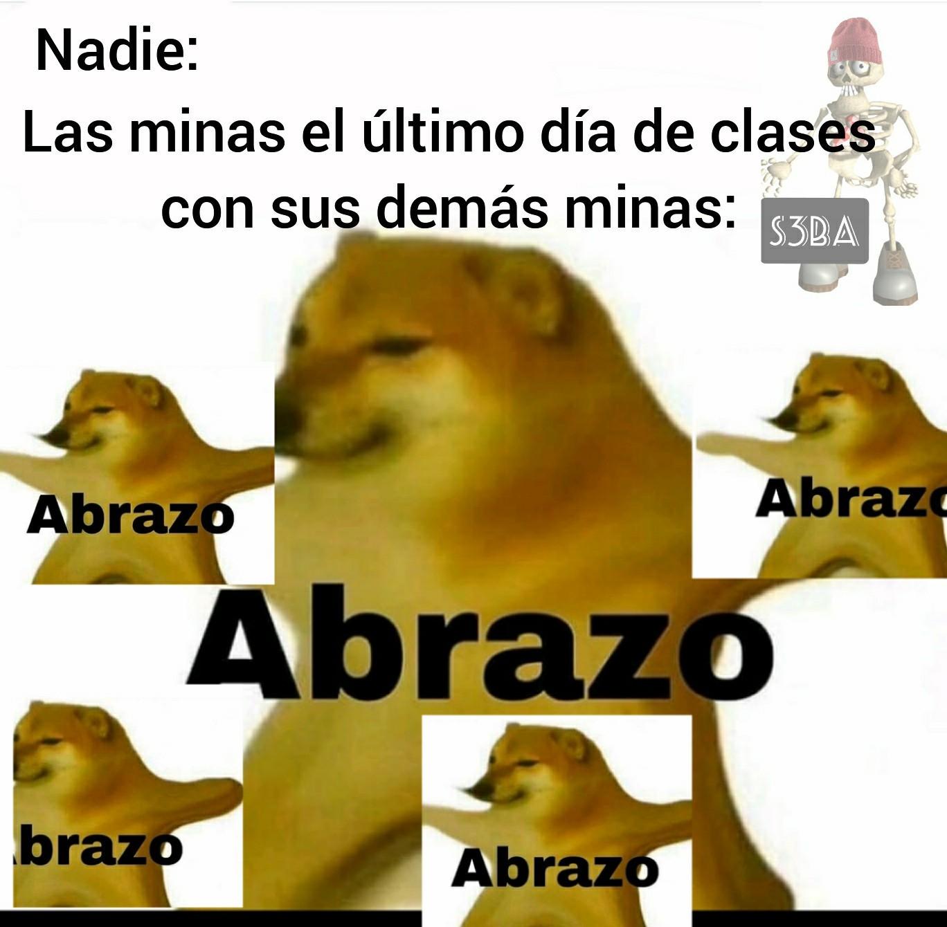 BRAZO XDN'T - meme