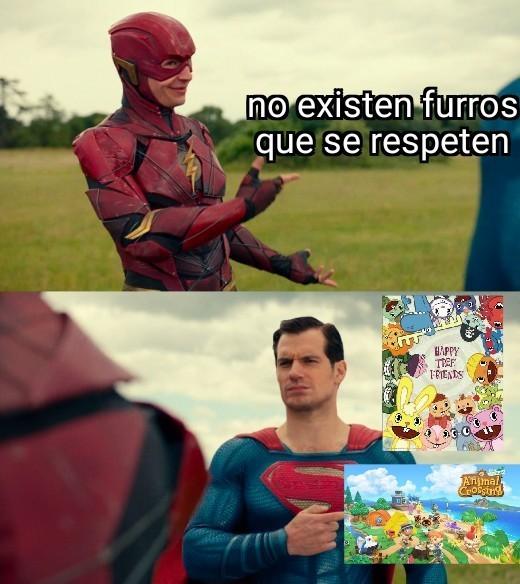 Almenos yo los respeto :b - meme