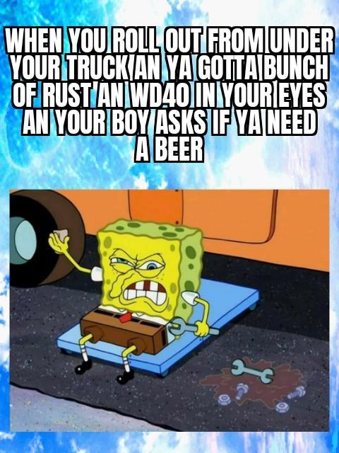 Beer me - meme