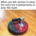 Armed Roomba