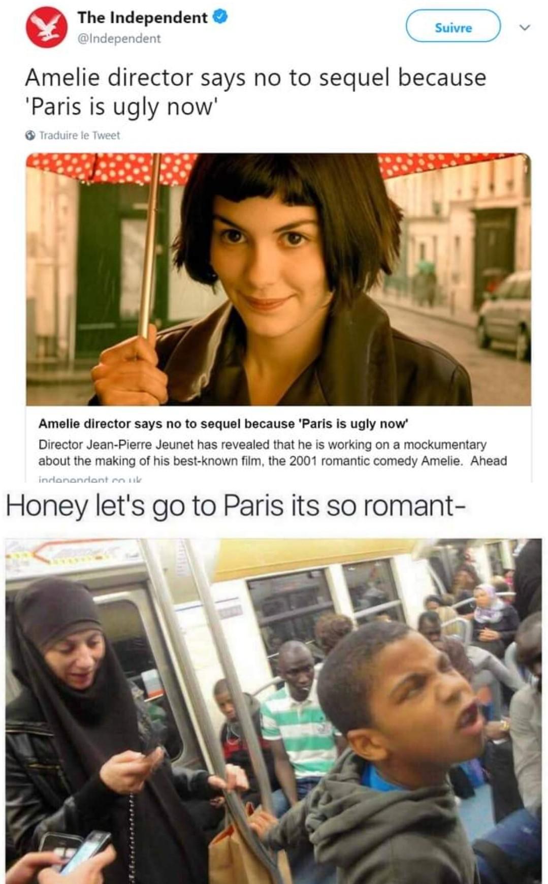 Paris - meme
