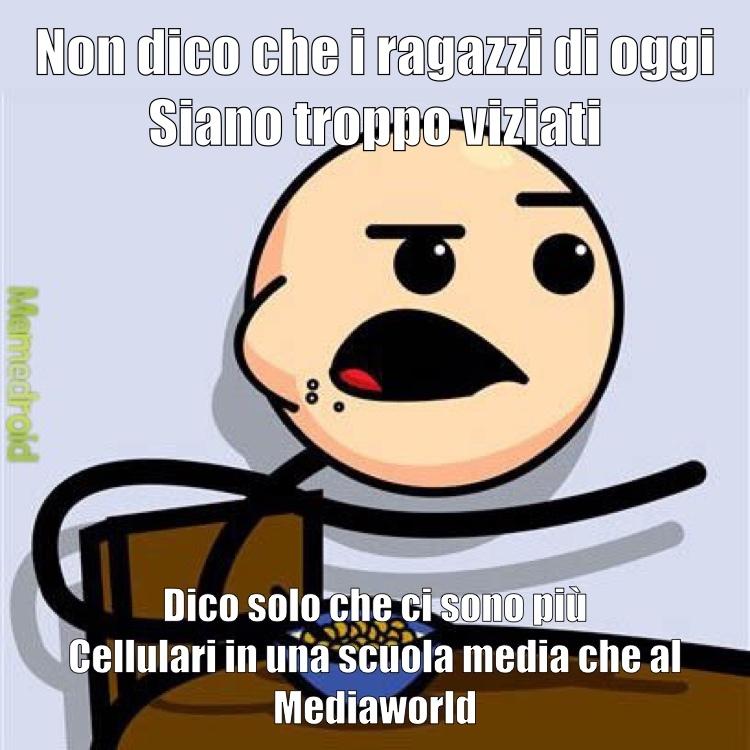 cacca - meme