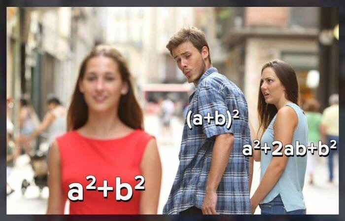 quick maths - meme