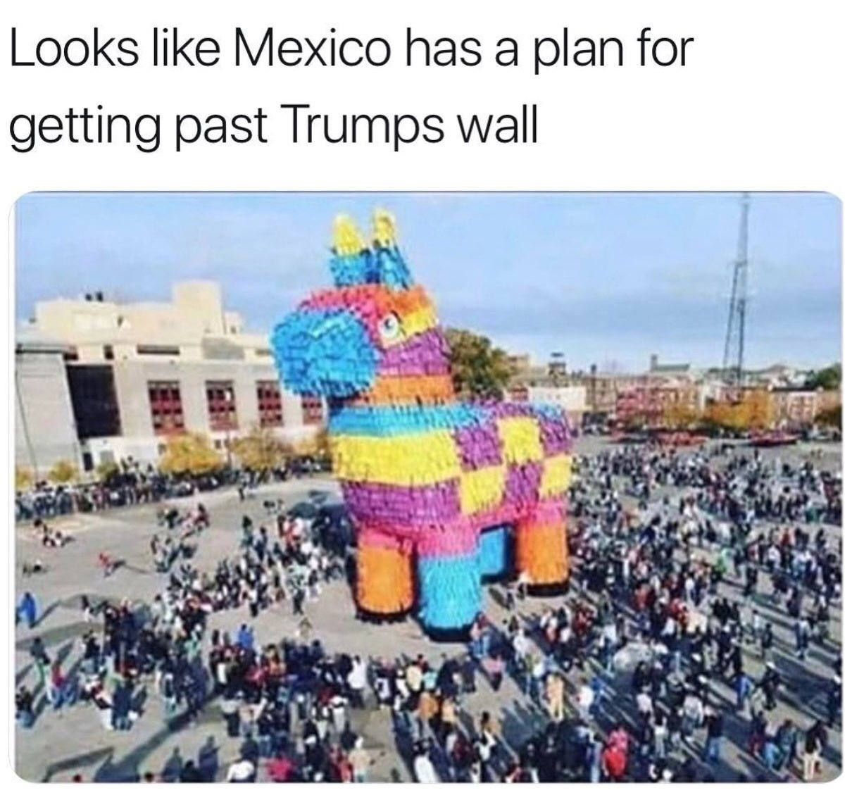 trump trumped - meme