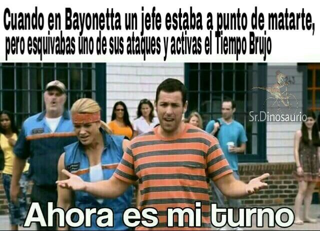 Bayonetta - meme