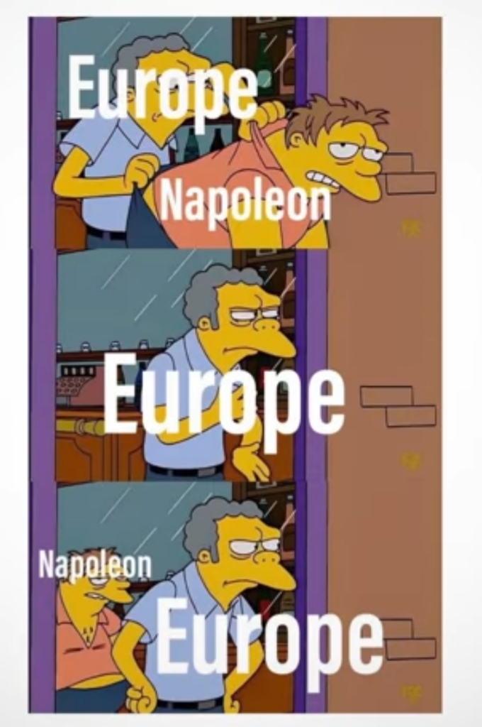 Europe: - meme