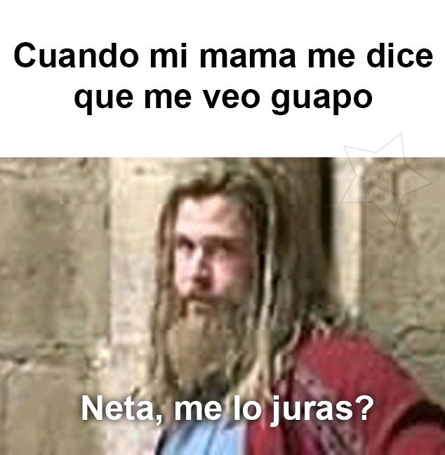 Guapo :V - meme