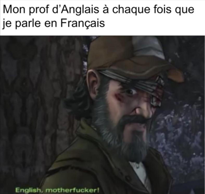 In English - meme