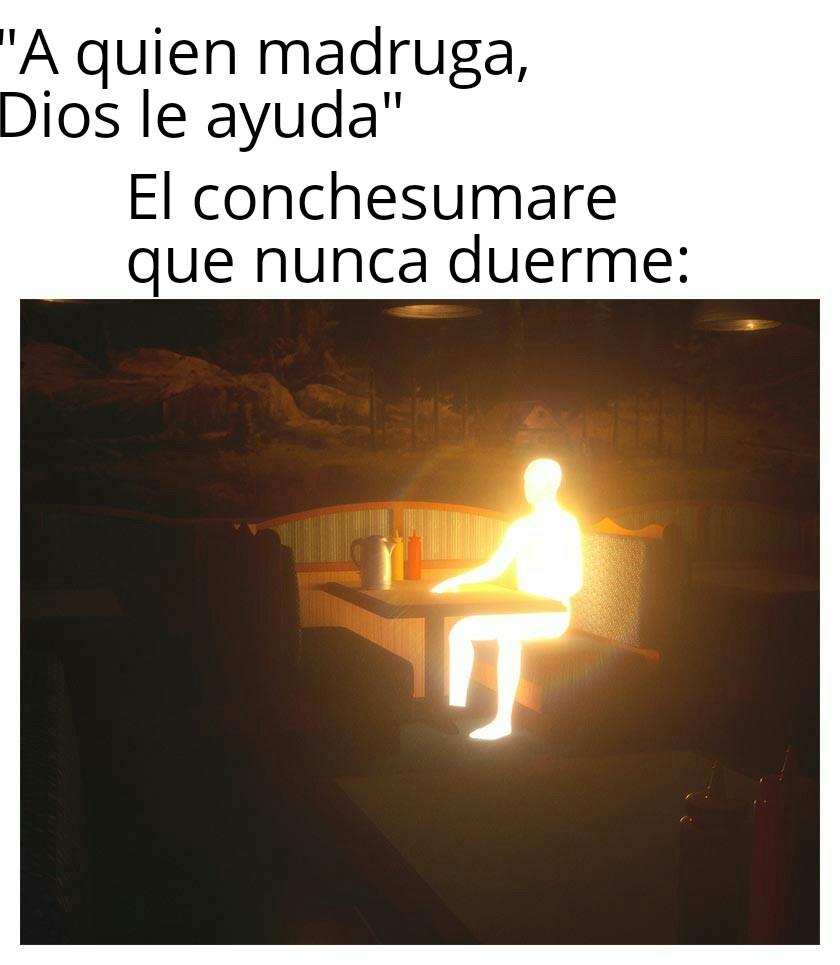 Wena conchetumare, toma agua - meme