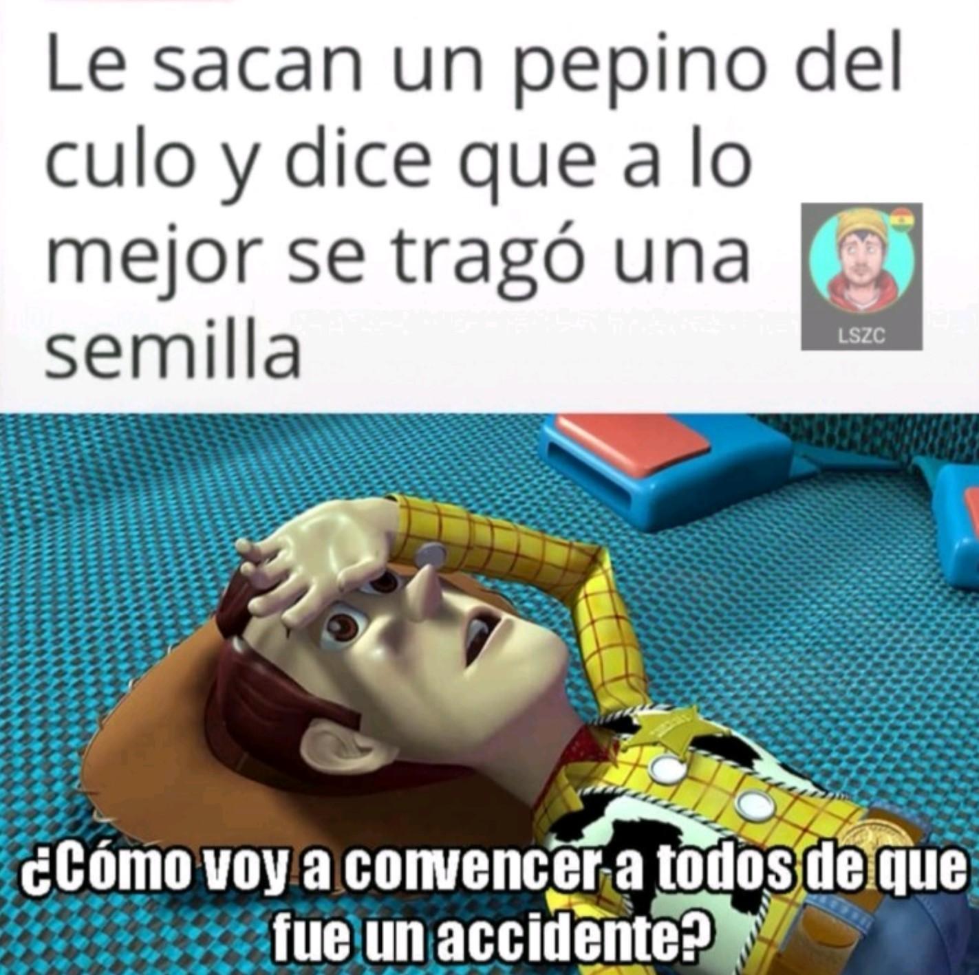 LSZC lo siento - meme