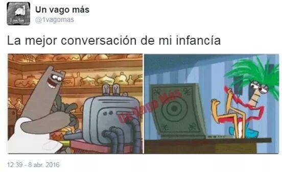 Esa conversacion - meme