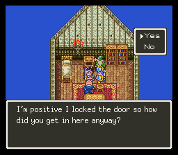 Dragon Quest Logic - meme