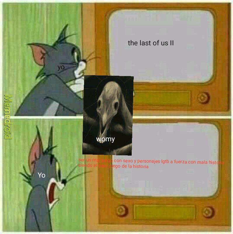 Ya se fue a la borda la saga :( - meme