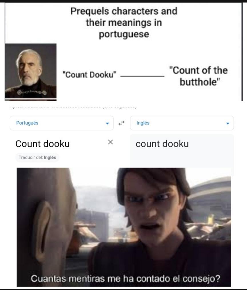Star Wars :greek: - meme