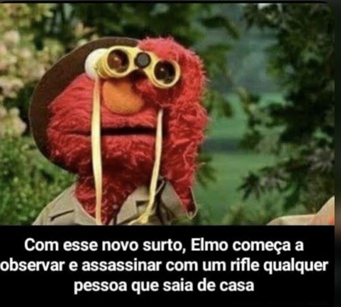 Elmo sanitarista - meme