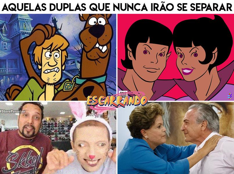 AMIGOS PARA SEMPRE - meme