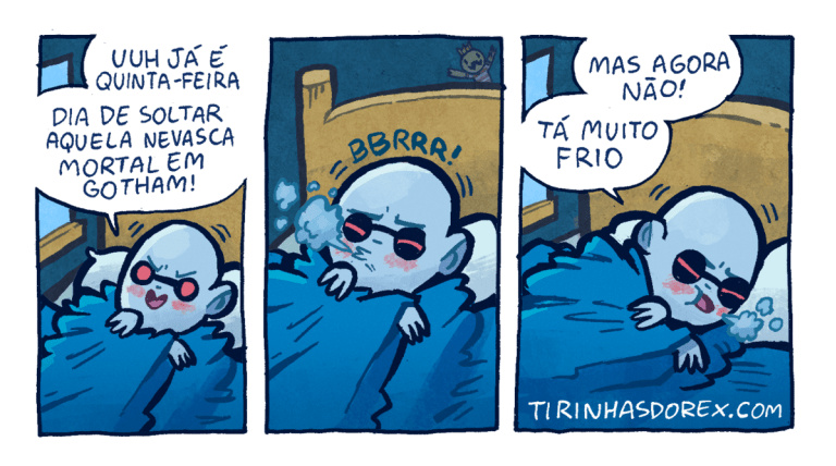 Frio... - meme
