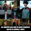 Harry plotteur et la branlette magique