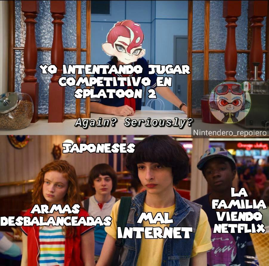 Casi perdia el rango S por mi mal internet :c - meme