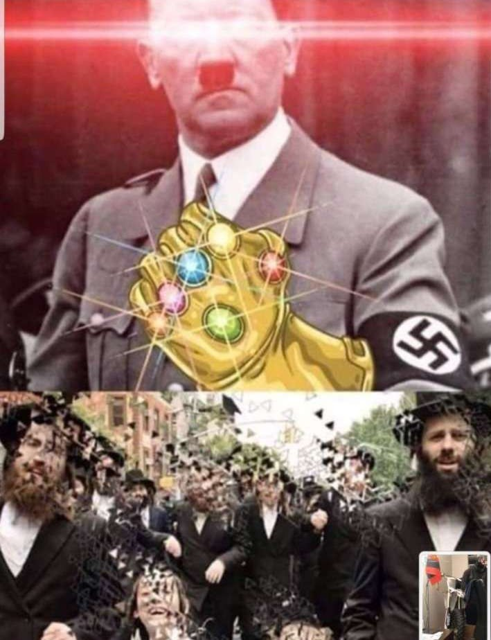 Adolf Hithanos - meme