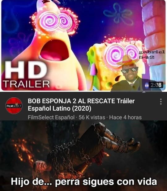 Otra peli mas - meme