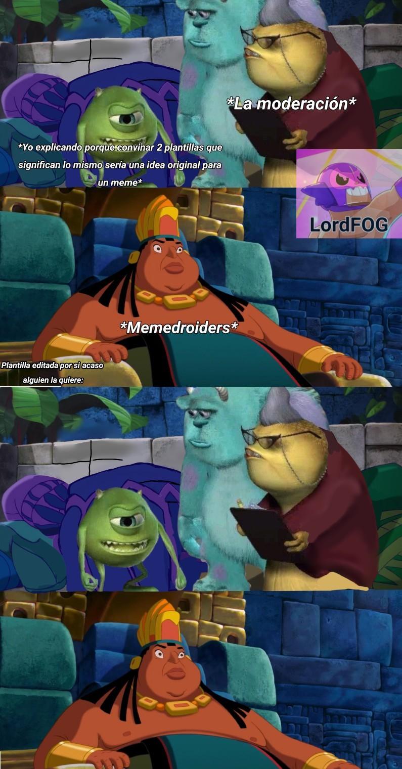 No sé, carne - meme