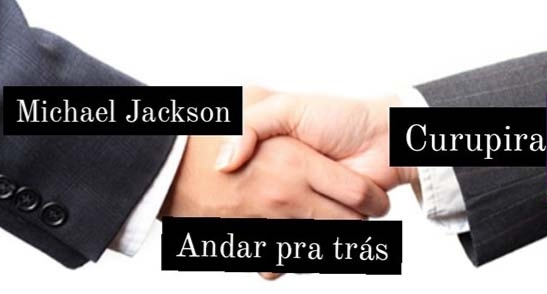 Sítio do Michael Jackson amarelo - meme