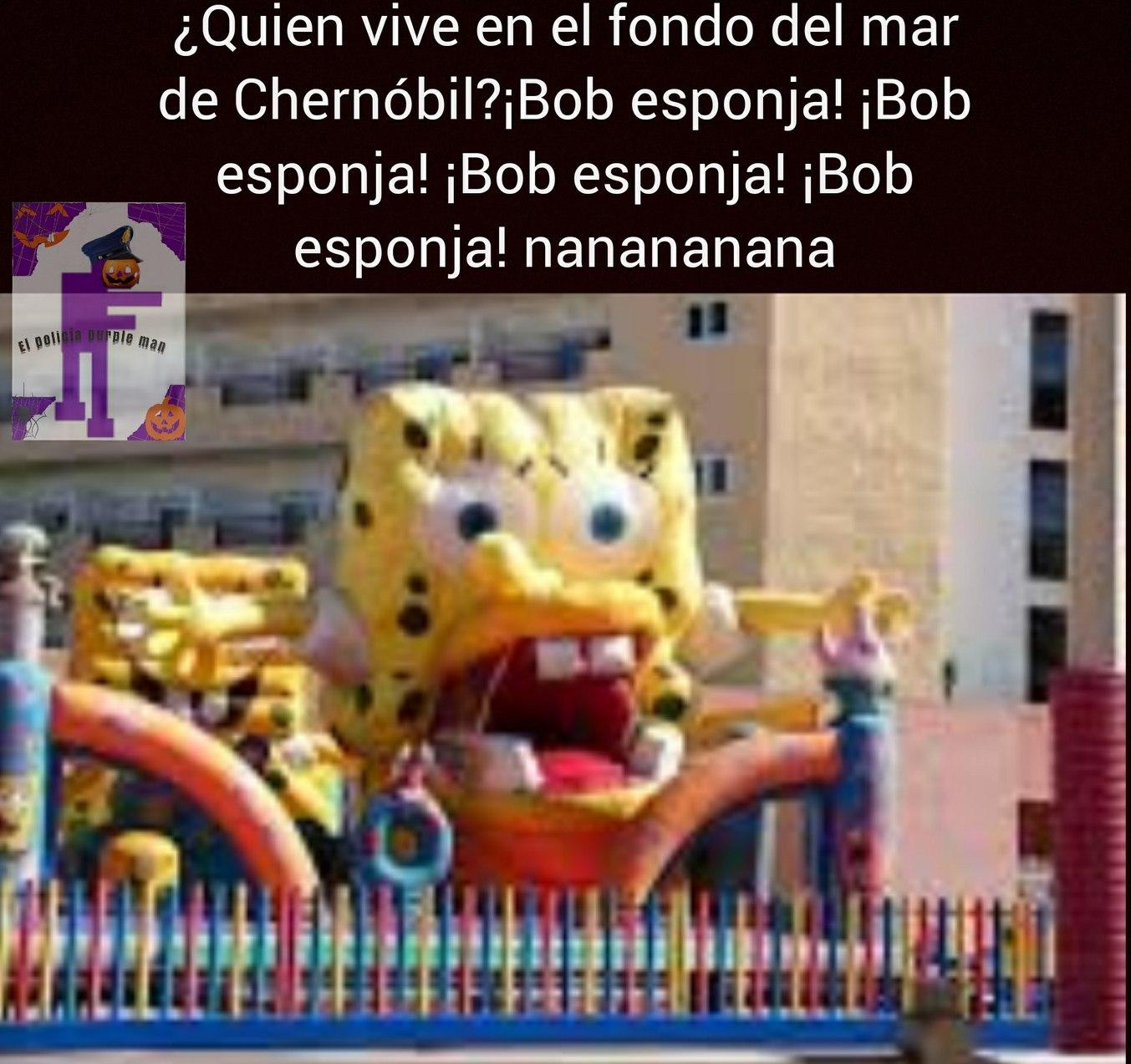 Bob Chernóbil xd - meme