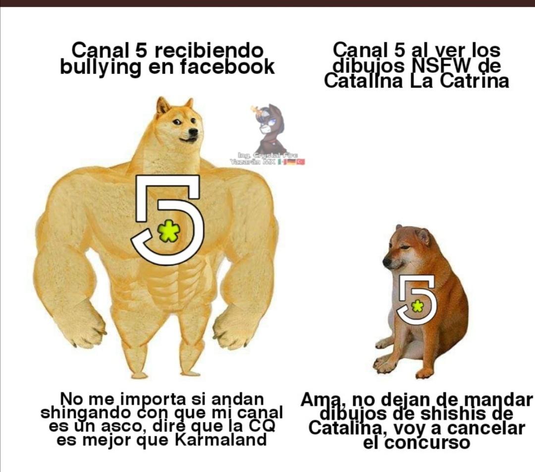Catalina la Catarina - meme