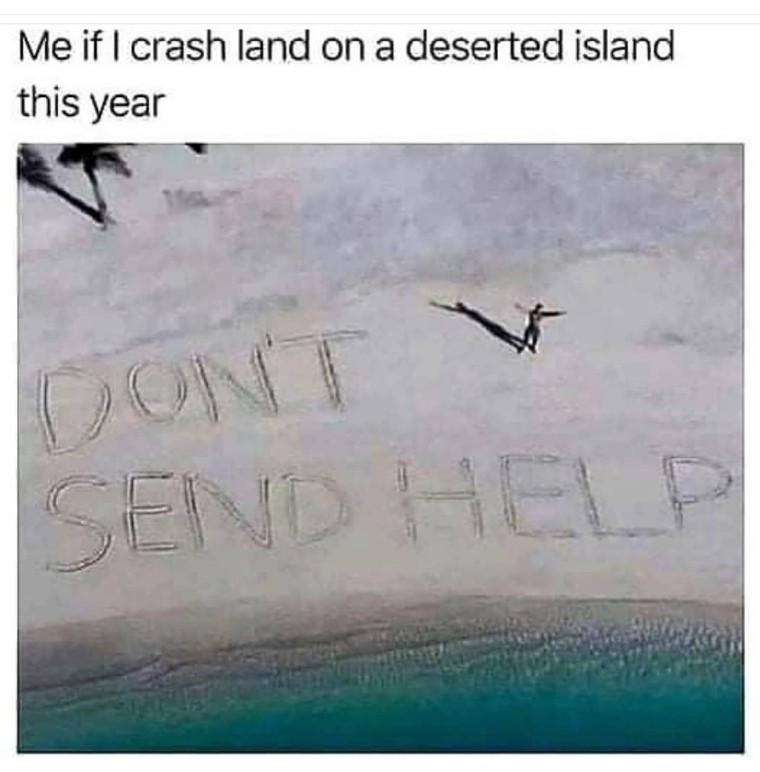 Leave me alone - meme