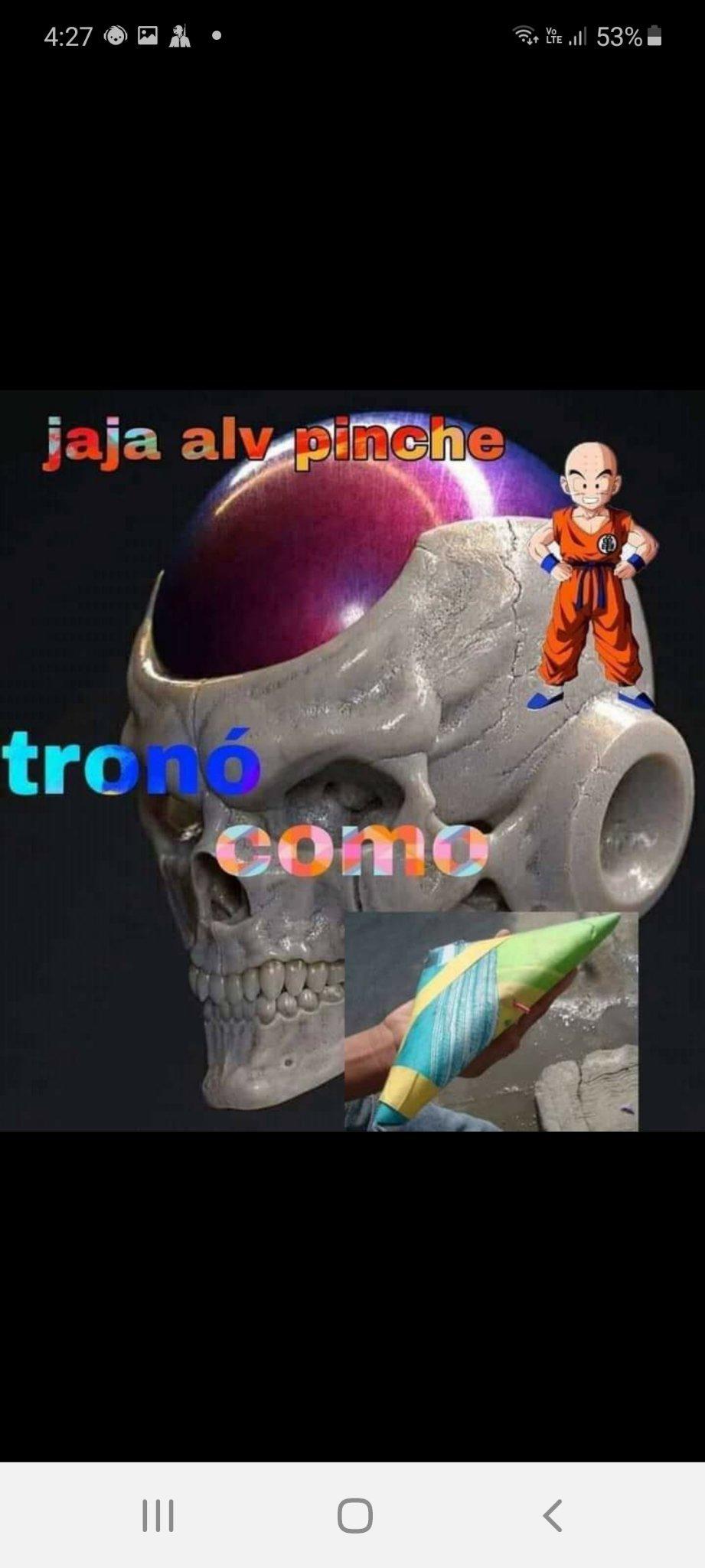 GOOOKU * Explota * - meme