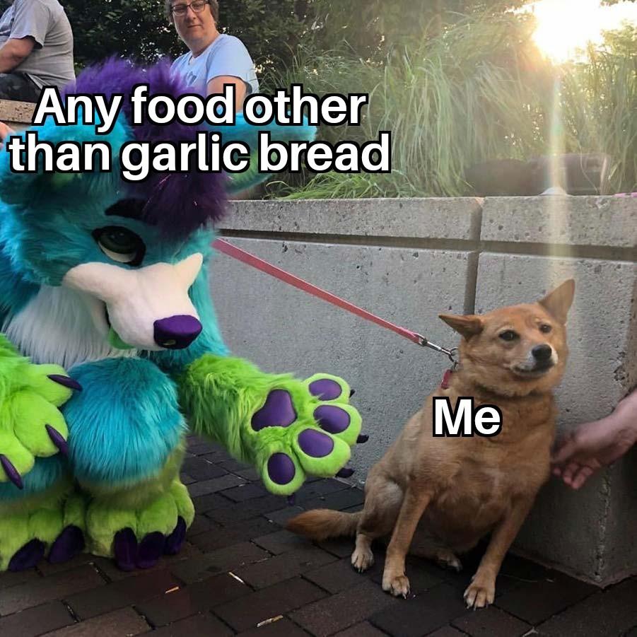 I must consume it - meme