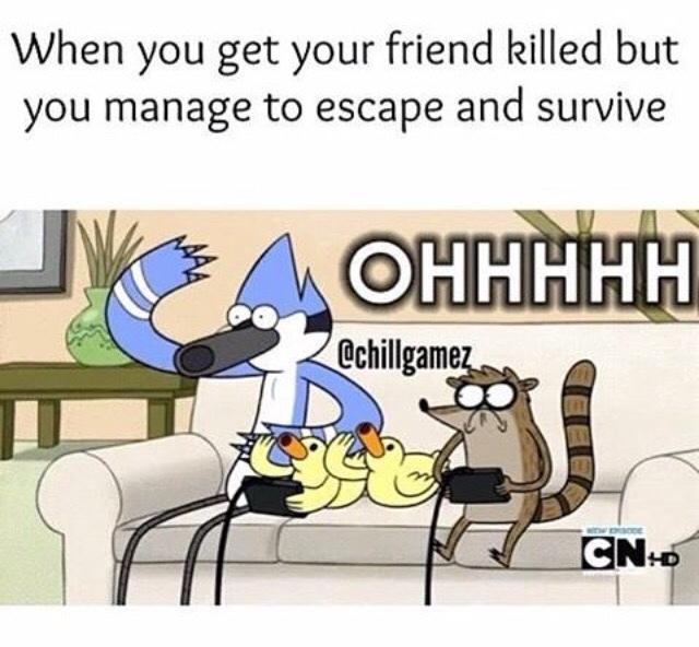please post more memes, mine are getting shittier