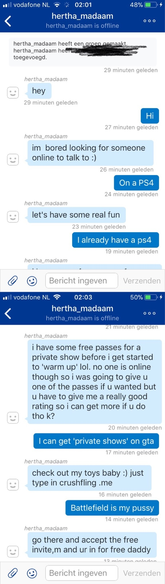 Free private shows are gay - meme
