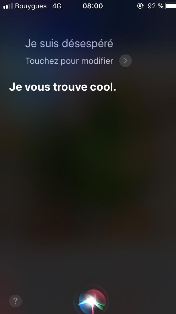merci Siri - meme