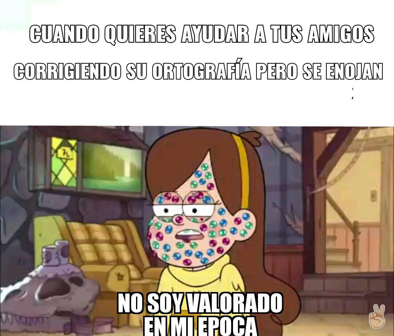 Demonios!!! - meme