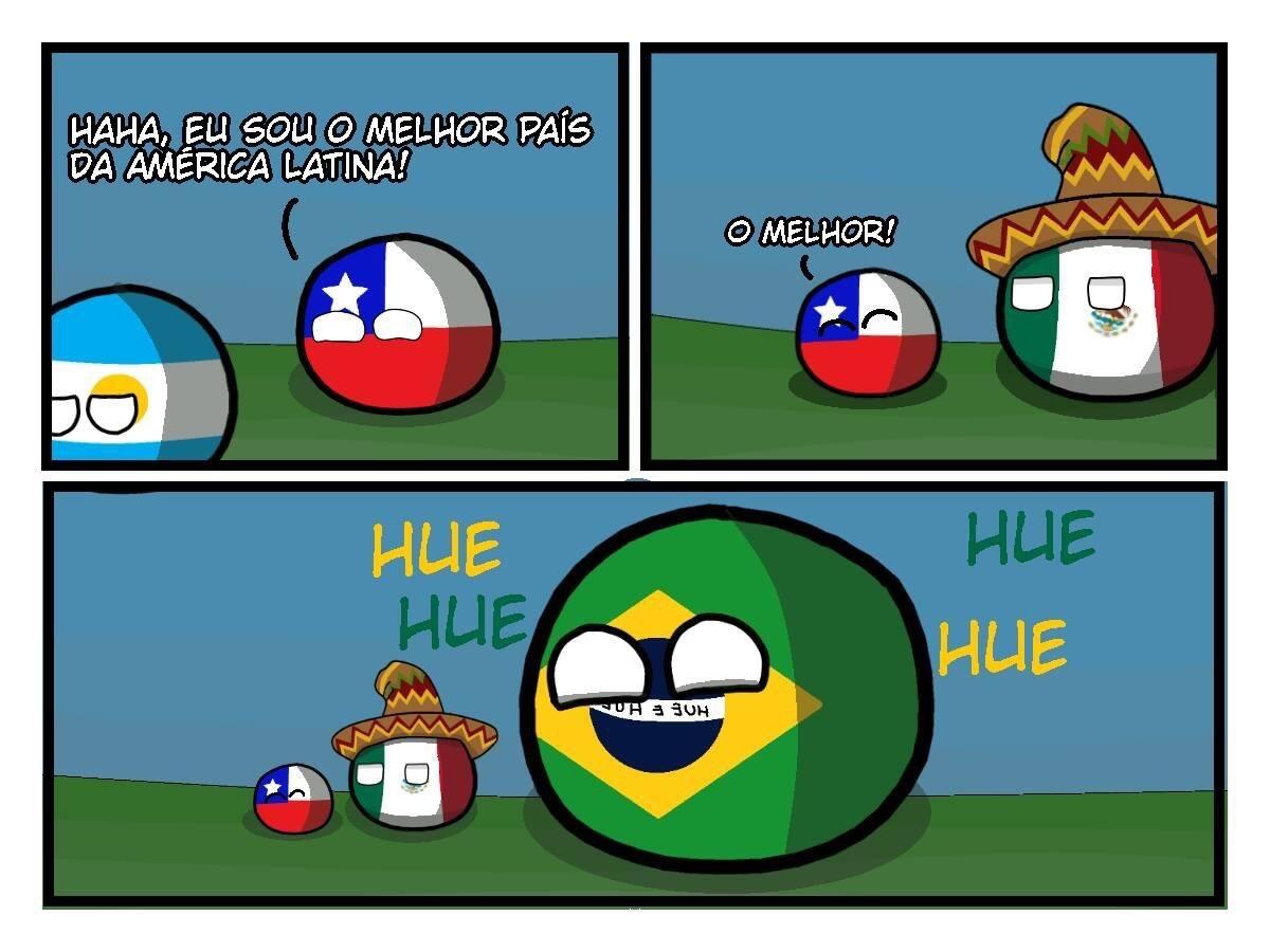 Revolução Countryballs - meme
