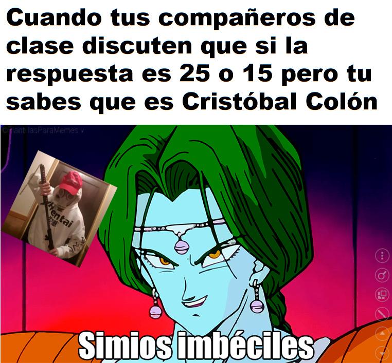 colon - meme