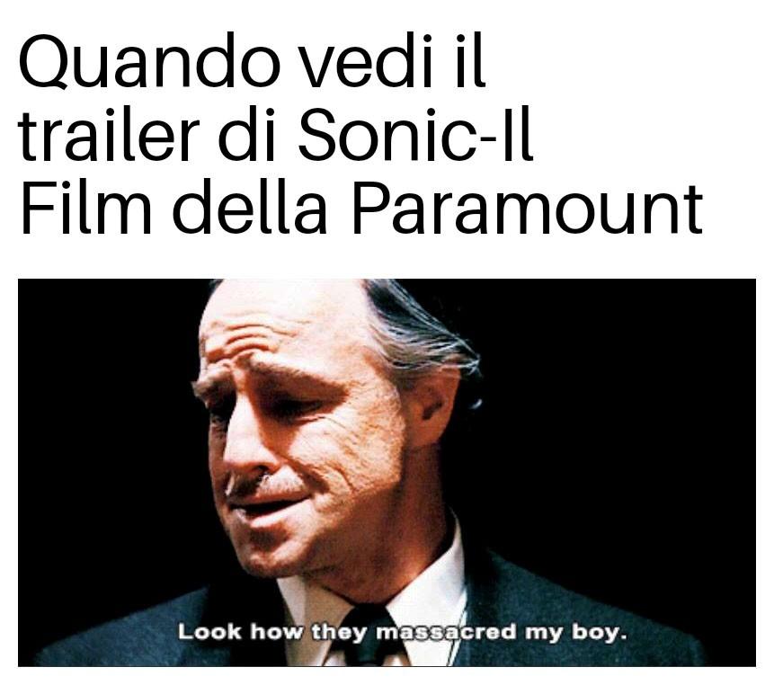 Ho appena visto il trailer e voglio morire - meme
