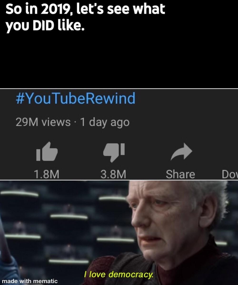 Rewind 2019 still sucks - meme